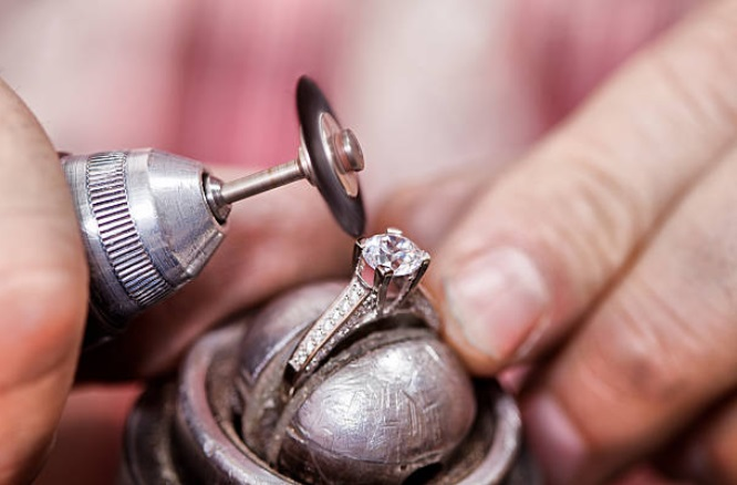 crafting jewelry with tools